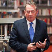 Britischer Botschafter in den USA legt sein Amt nieder