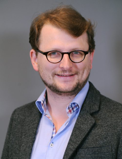 Der Dornbirner Jakob Wiesbauer-Lenz ist Experte für Klimapolitik.