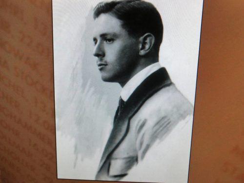 Der Hohenemser Alexander Ammann wurde 1941 in Hartheim vergast.