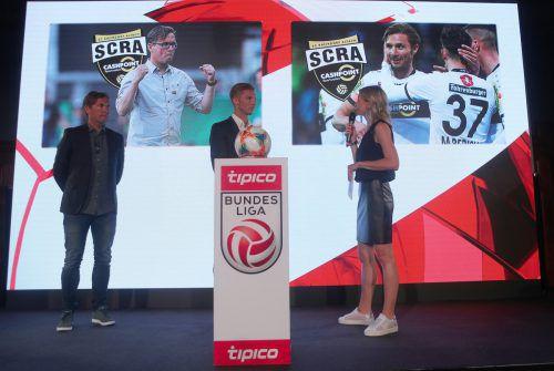 Der Modus der Bundesliga wird auch diese Saison wieder Thema bei SCRA-Trainer Alex Pastoor und Kapitän Philipp Netzer sein.Gepa