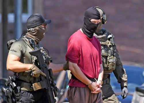 Der Tatverdächtige Stephan E. soll laut einem Medienbericht sein Geständnis im Mordfall Lübcke zurückgenommen haben. DPA