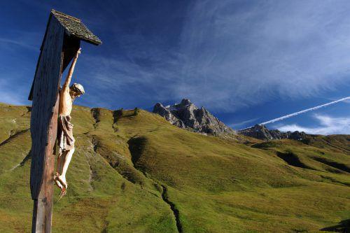 Der Widderstein wurde für einen Bergsteiger zum tödlichen Verhängnis. Berchtold