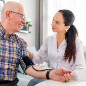 Beide Blutdruckwerte zeigen Krankheitsrisiko an