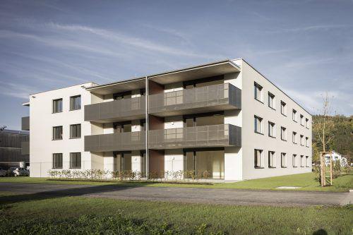 Die Arbeiterkammer wollte es wissen: Zusammen mit Land, Energieinstitut und Vogewosi wurde eine Forschungswohnanlage in Feldkirch gebaut.Vogewosi