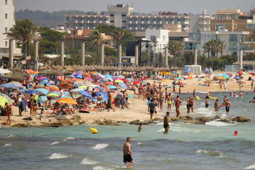 Die Balearen ziehen jedes Jahr die Massen an.  reuters