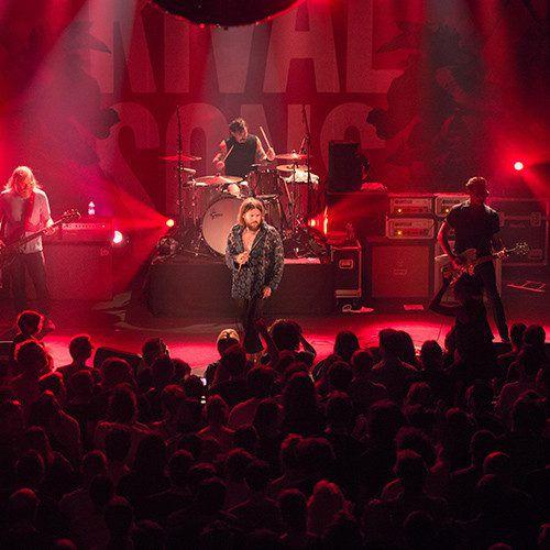 """Die Band Rival Sons ist heute im Rahmen des Conrad-Sohm-Kultursommer-Festivals live in Dornbirn zu erleben. Das neue Album """"Feral Roots"""" ist ein Genuss für wahre Freunde der Rockmusik.RIVAL SONS/RICK HORN"""