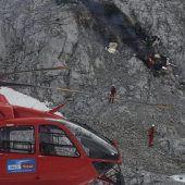 Drei Tote bei Kleinflugzeugabsturz in Tirol