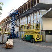 Neue Fassade für Sutterlüty-Markt