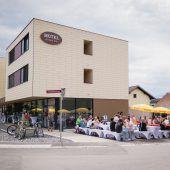 Sulner Motel feiert Eröffnung
