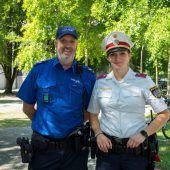Festspiele: Auch die Polizei spielt ihre Rolle