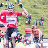 Hermans wiederholt seinen Triumph