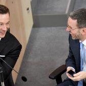 ÖVP will keine Koalition mit Kickl