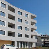 Wohnanlage in Lustenau übergeben