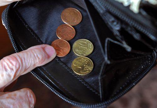 Die Pensionsschere schließt sich in Österreich nur langsam. DPA
