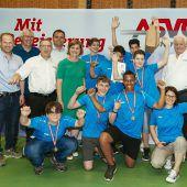Völkerballmeister aus Feldkirch
