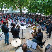 Ensembles der Symphoniker treten wieder in der Kirche St. Gallus auf