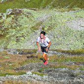 Helden der Berge schnüren ihre Trailrunningschuhe