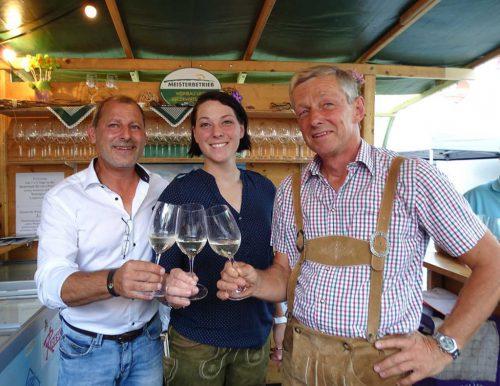 Die Winzer aus der Südsteiermark laden zum bereits 20. Weinfest.tf