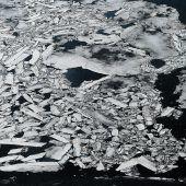 Meeresspiegel steigt in der Arktis jährlich um 2,2 Millimeter