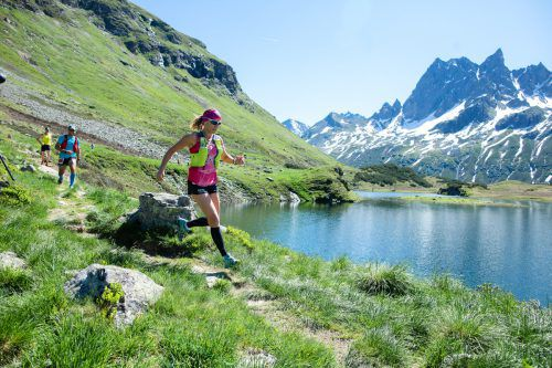 In diesem Jahr kann jeder Interessierte den Montafon Arlberg Marathon an seinem Wunschtag bewältigen. Montafon Tourismus, stefan kothner