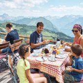 VN-Erlebniswandertag auf dem Diedamskopf am 7. Juli 2019