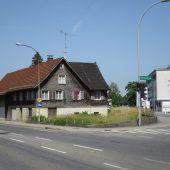 Parkplatzmisere beim Dornbirner Stadtspital