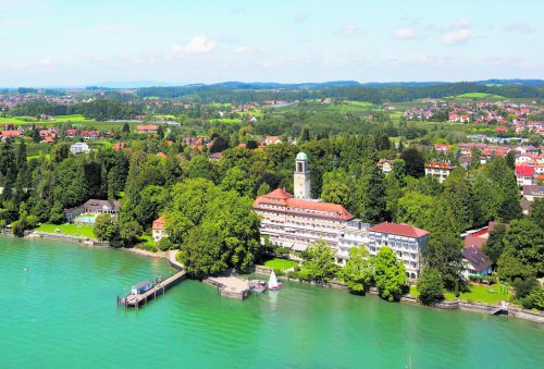 Direkt am Bodensee gelegen bietet das Hotel Bad Schachen eine besondere Atmosphäre für alle Anlässe.Hotel Bad Schachen