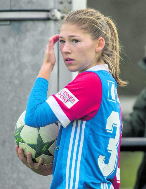 Drei Jahre lang trug Sarah Klotz das Trikot des FC Basel. Hepberger