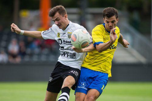 Duelle zwischen VfB Hohenems und den Altach Juniors waren in der Vergangenheit schon immer von Brisanz geprägt.VN