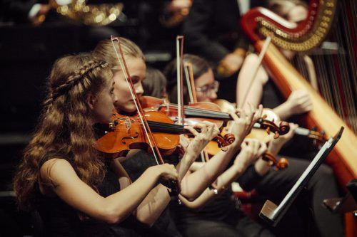 Die Quarta Jugendphilharmonie ist wieder aktiv. Quarta/Mayer