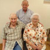 Laienspieler feierten  ihre ersten 70 Jahre