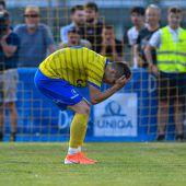 Knappe 0:1-Niederlage für VfB Hohenems