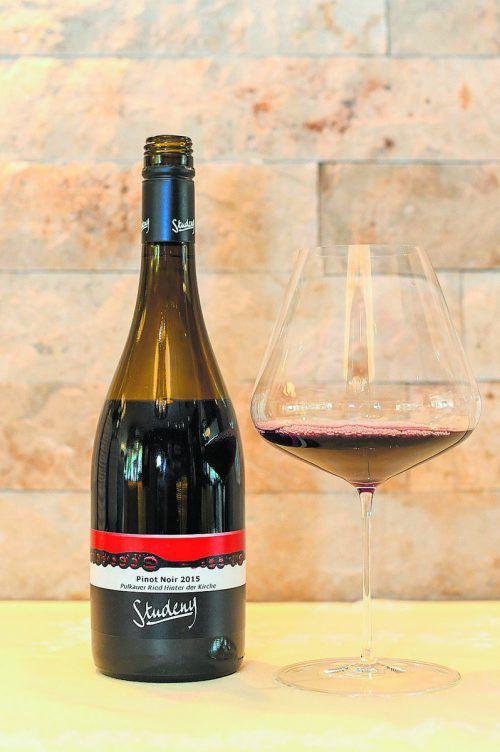 Ein Pinot Noir, wie man ihn sich immer wünschen würde.VN/Lerch