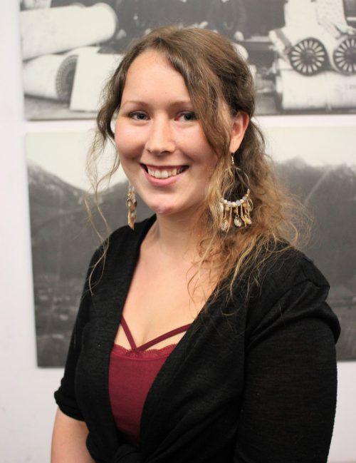 Elisabeth Bargehr ist mit Leib und Seele Kindergartenpädagogin. VN/JS