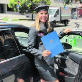 Ein Diplom fürLiensberger