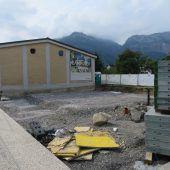 Campus-Bauarbeiten haben begonnen