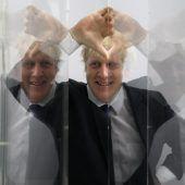 Brexit-Befürworter Boris Johnson am Ziel