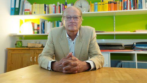 Michael Diettrich sorgte offenbar für Verstimmung in Spitalsgesellschaft.VN