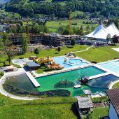 Zubauten beim Alpenbad. A6