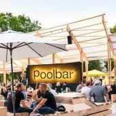 Die Poolbar-Gestaltung überzeugt mit Funktionalität und innovativen Ideen. D6