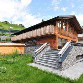 Luxus-Chalets in Lech vor Zwangsversteigerung. A3