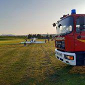 Unfall mit Cessna