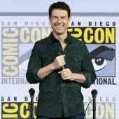 Tom Cruise überrascht Fans