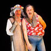 Don Quijote als Start einer hoffentlich langen Festspielfreundschaft. D5