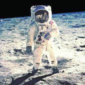 50 Jahre Apollo-11-Mission: Am 20. Juli 1969 landete der Adler auf dem Mond. A6, 7