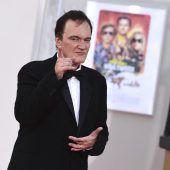 Tarantino will aufhören