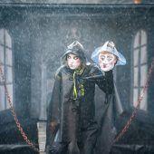 Das Team von Shakespeare am Berg bringt das Drama Hamlet auf die Bühne. D4