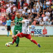 Austria mit Auftaktsieg. Lustenau mit klarem 3:1-Derbyerfolg über Dornbirn. C1