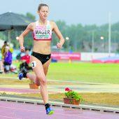 Anna Mager für die Team-EM nominiert