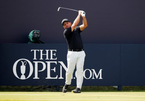 Francesco Molinari ist der Titelverteidiger bei den British Open.reuters